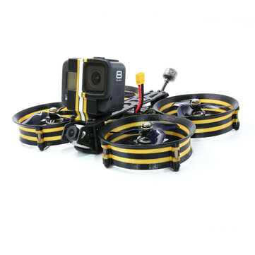 Coupone for GEPRC CineGO HD VISTA DJI 4S 155mm FPV Racing RC Drone PNP/BNF GR1507 Motor 3600KV