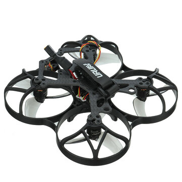 Coupone for URUAV Flipo F95 Cinewhoop Flipo F95 95mm F4 AIO 20A ESC 2.5 Inch Pusher Style CineWhoop FPV Racing Drone PNP w/ 1106 4500KV Motor Without Camera VTX Version