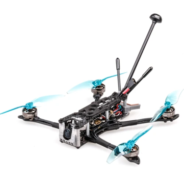 Coupone for Flywoo Explorer LR 4'' 4S Micro Long Range FPV Racing RC Drone Ultralight Quad w/ Caddx Ant 600mw VTX GOKU 16X16 Micro Stack