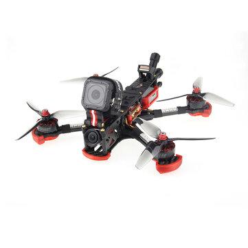Купон для HGLRC Setor 5 V3 4S Freestyle FPV Racing Drone DJI HD Version Zeus PNP/BNF F722 w/DJI Air Unit 2306.5 2550KV Motor