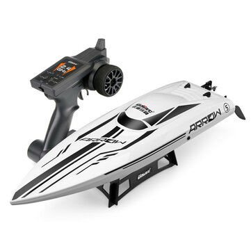Coupone for UdiR/C UDI005 630mm 2.4G 50km/h Brushless Rc Boat High Speed With Water Cooling System