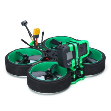 Coupone for iFlight Green Hornet 5.8G 3Inch 142mm CineWhoop 6S FPV Racing RC Drone SucceX-E Mini F4 Caddx EOS2