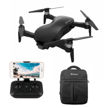 Coupone for Upgraded Eachine EX4 5G WIFI 3KM FPV GPS With 4K HD Camera 3-Axis Stable Gimbal 25 Mins Flight Time RC Drone Quadcopter RTF