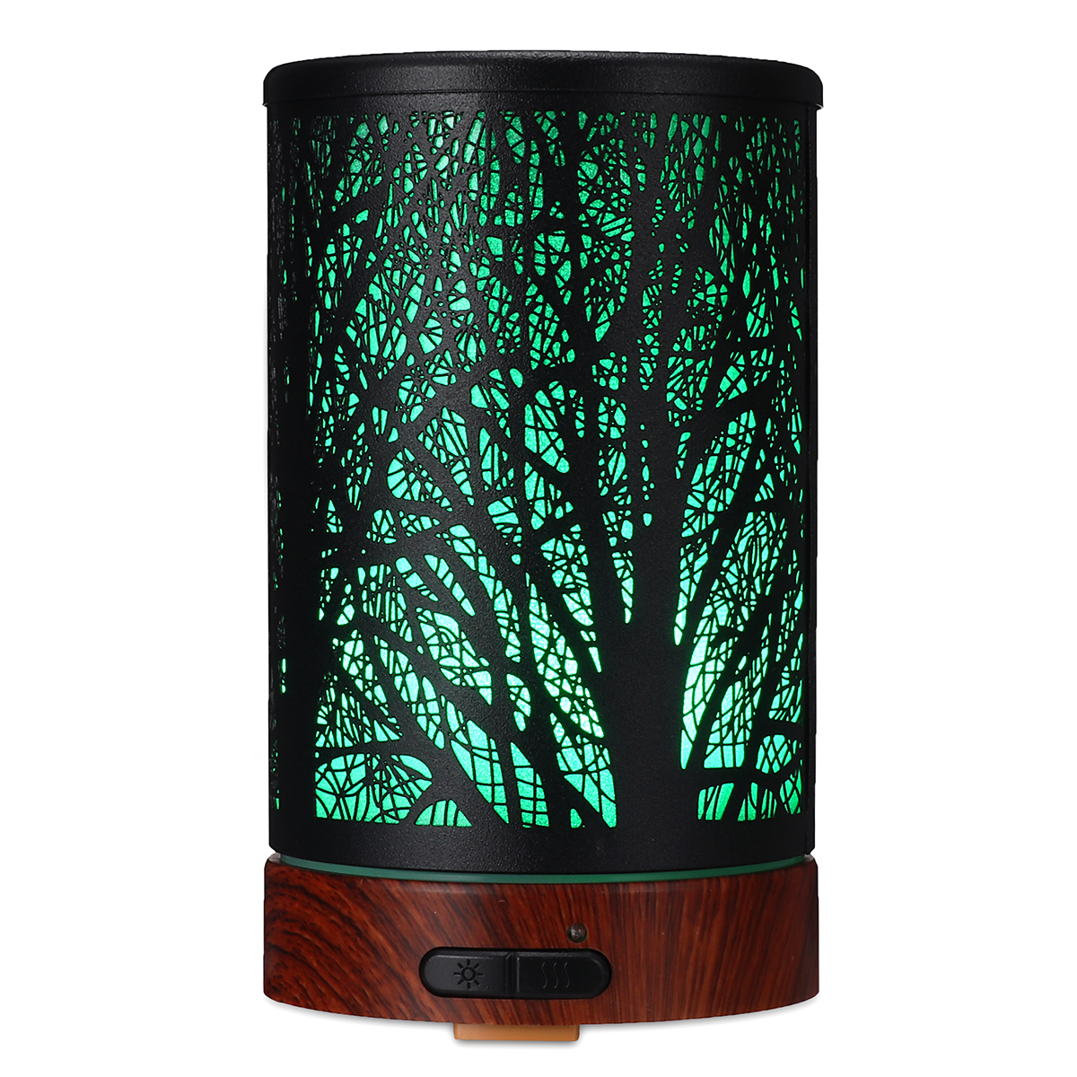 Intelligent LED Humidifier Aroma Essential Oil Humidifier Air Aromatherapy Diffuser Purifier