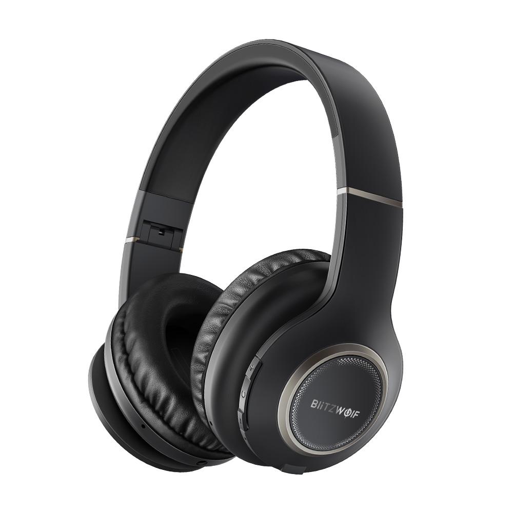 Blitzwolf BW-HP0 Wireless bluetooth Headphone Port