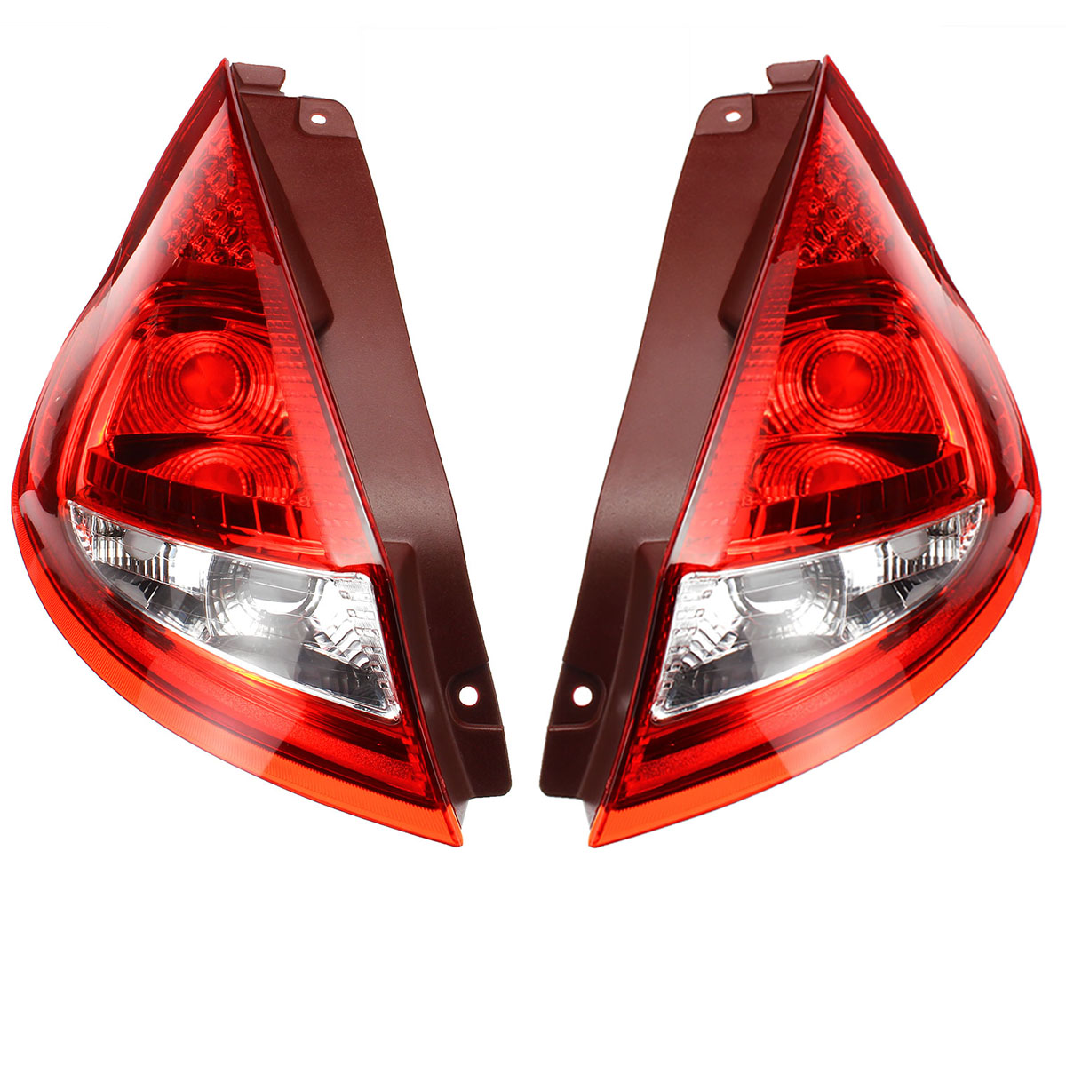 Car Rear Tail Light Brake Lamp Cover Shell Left/R