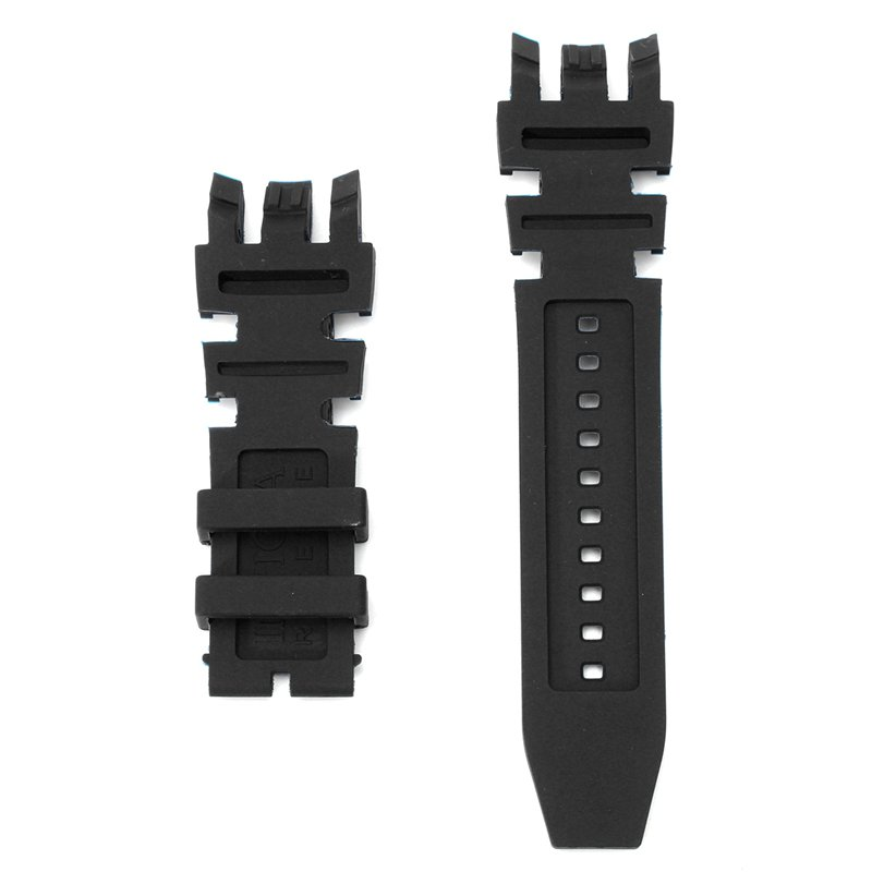Replacement Silicone Rubber Watch Band For Invicta Suba