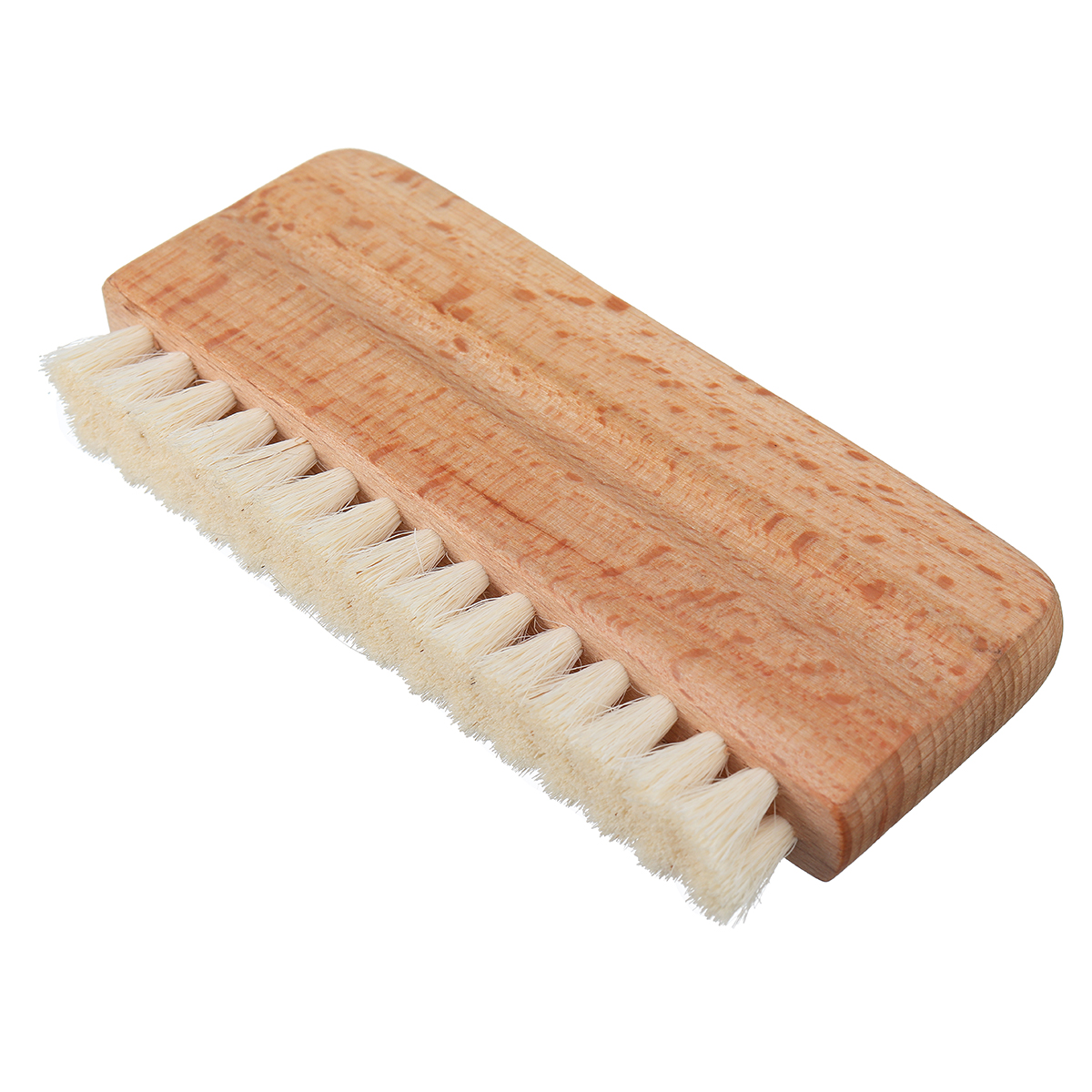Wood Handle Wool Goat Hair Keyboard Cleaning Brus
