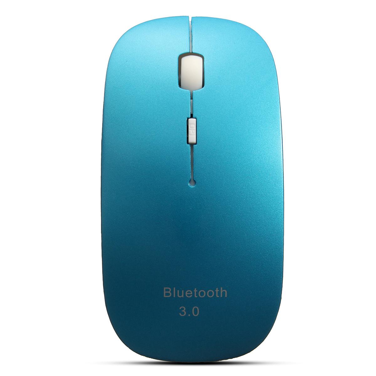 Mini Slim 1600 DPI Wireless bluetooth 3.0 3D Opti