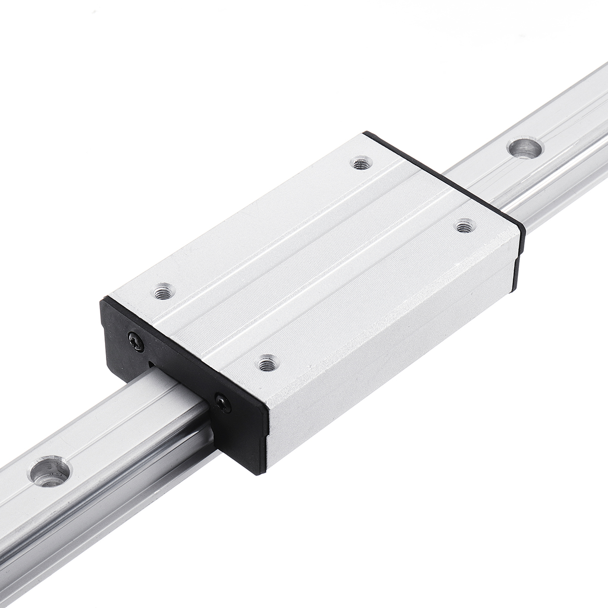 Machifit External Dual-axis LGD6-500L Linear Guide with LGB6-60L 4UU LGB6-100L 4UU Slide Block