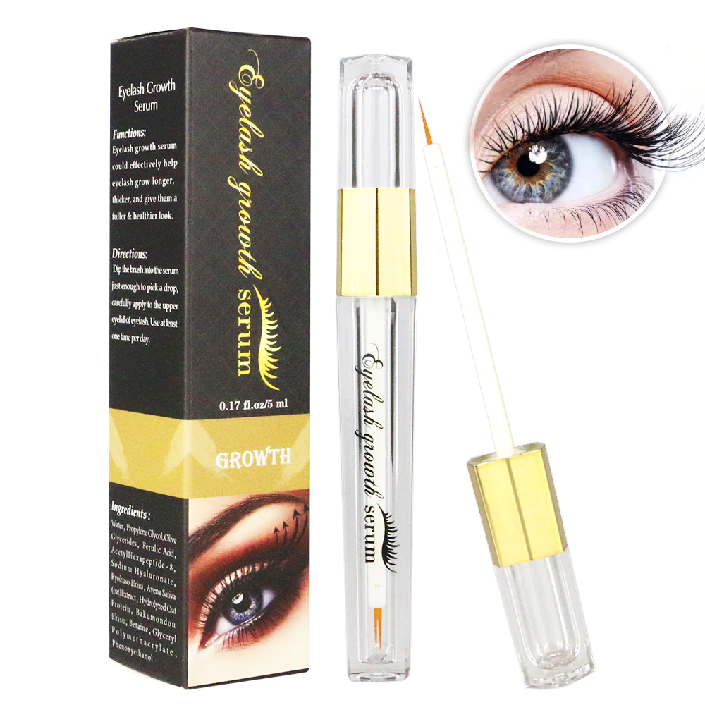 5ml Eyelash Growth Essence Serum For Short Eyelas