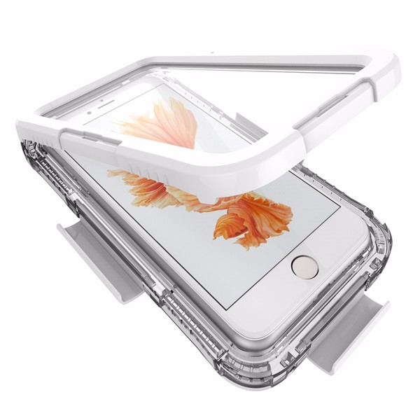 Hybrid Swimming Dive Waterproof Case For iPhone 7