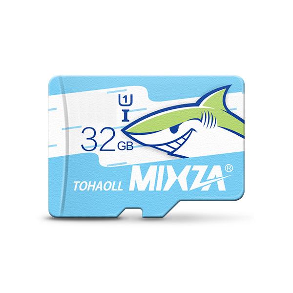 MIXZA Shark Edition Memory Card 32GB TF Card