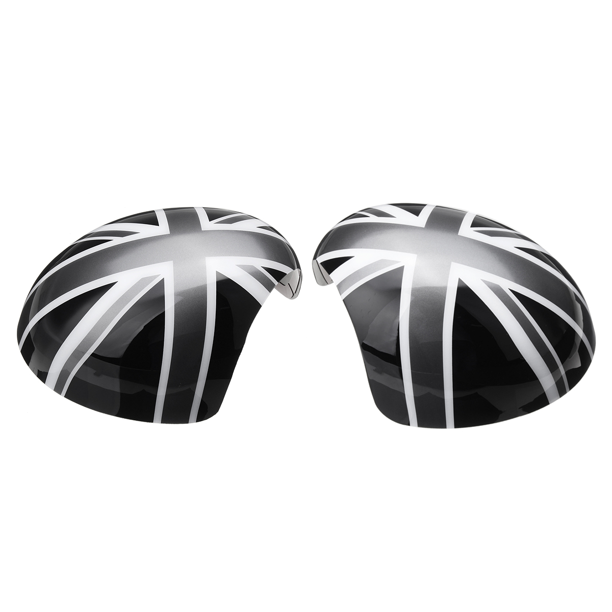 Union Jack WING Mirror Covers Power Fold Mirror F