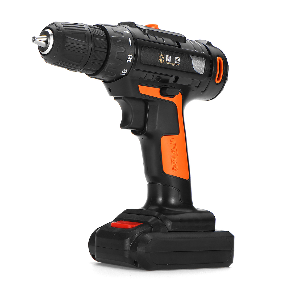 48V Electric Drill Cordless Rechargeable Screwdriver Drill Screw Set Repair Tools Kit