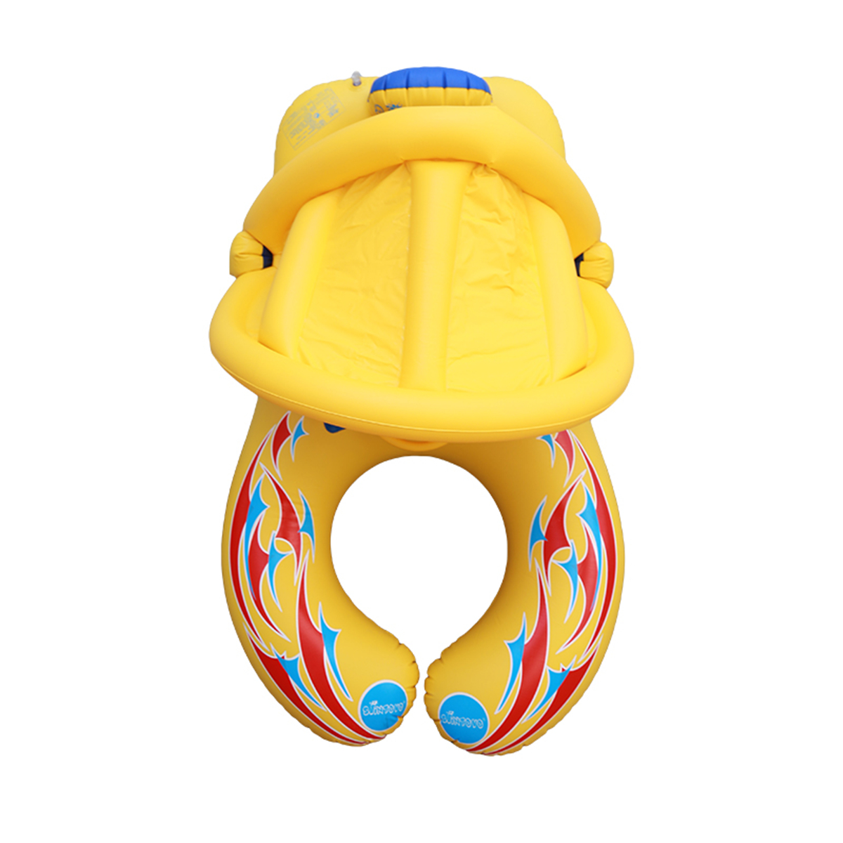 IPRee Baby Swimming Pool Water Float Inflatable Childr