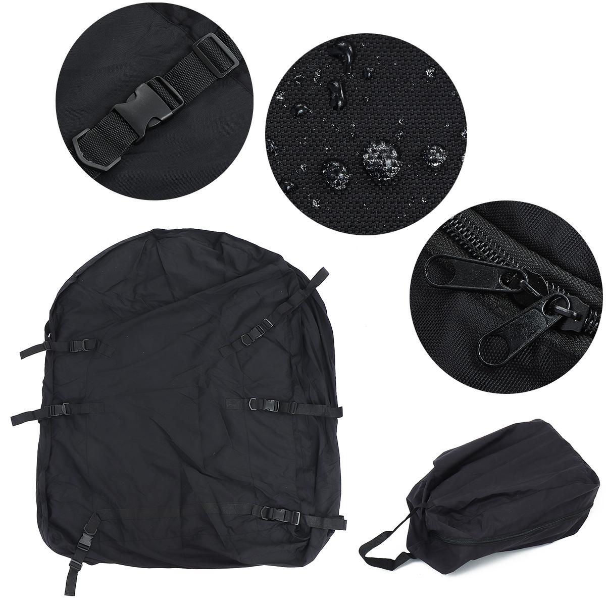 Waterproof Cargo Travel Luggage Bag Basket Car Ro