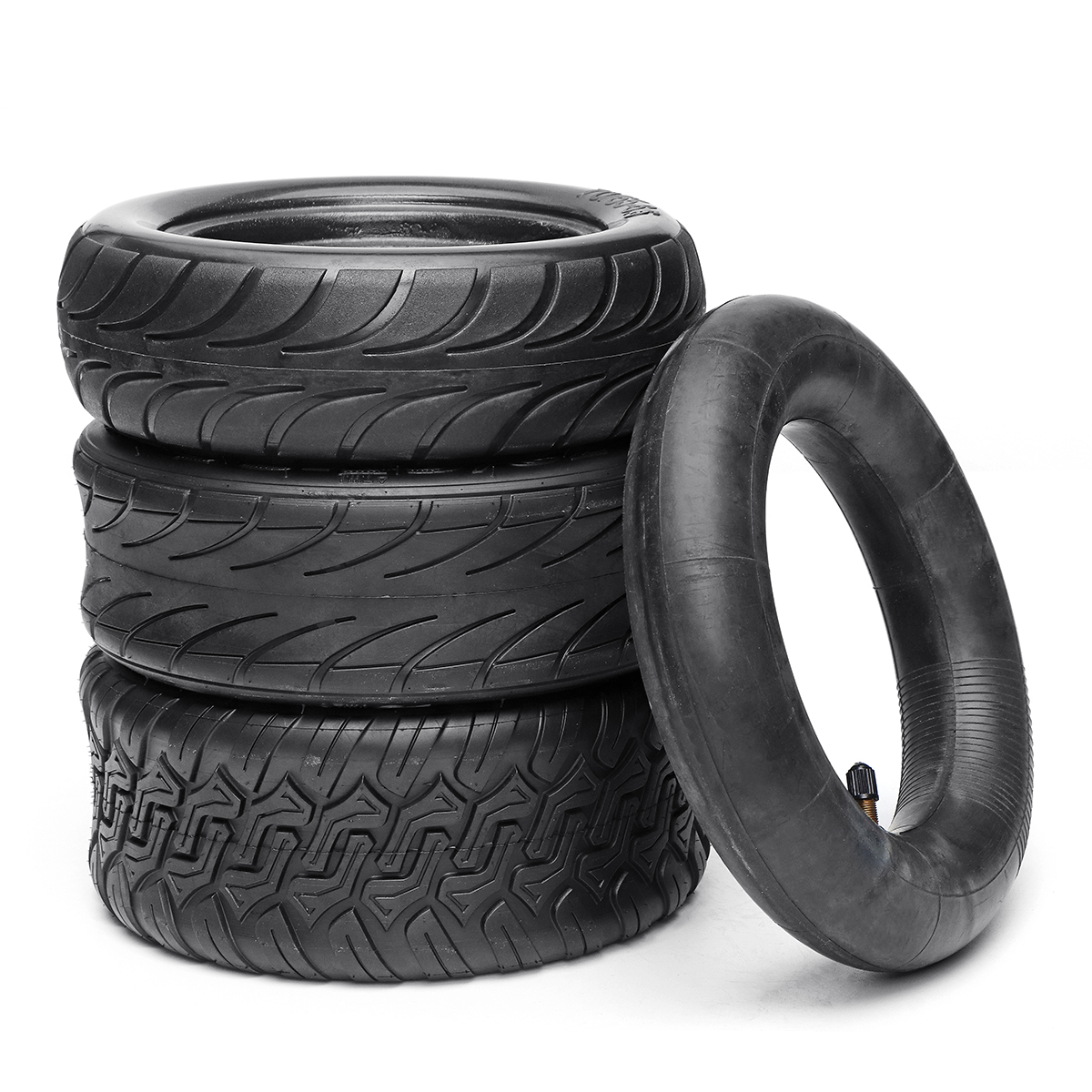 Scooter Off Road Tire Tubeless Tyre For Ninebot M