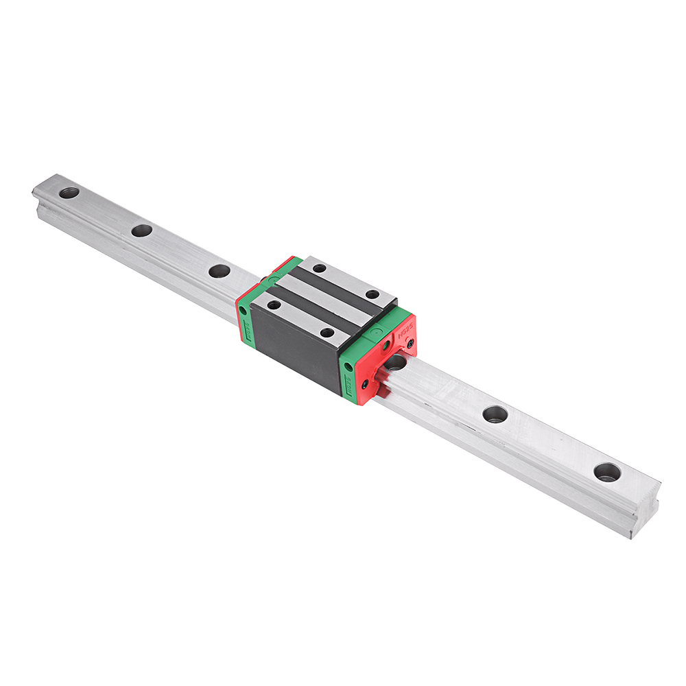 Machifit HGR25 Linear Rail Guide with HGH25CA Linear Rail Slide Block CNC Parts 100/200/300/400/500/600/700/800/900/1000mm