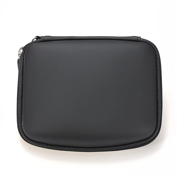 Black Large Carry Case Cover 5 Inch Car Sat Nav H