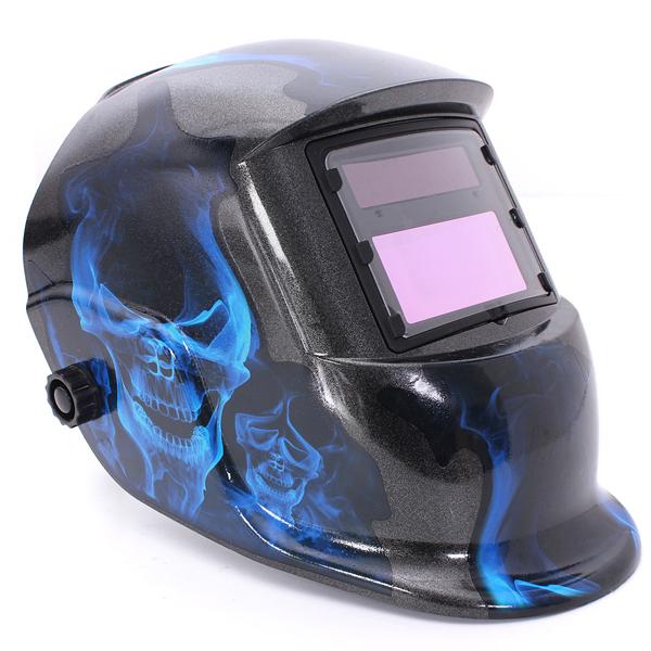Solar Auto Darkening Welding Helmet Arc Tig Mig Grindin