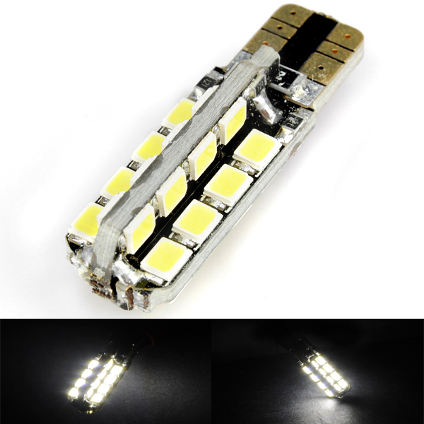 T10 2835 30SMD Canbus Error Free Car White LED In