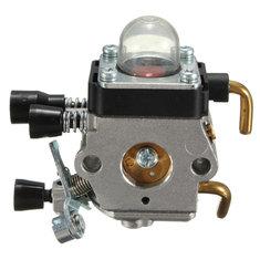 Carb Carburetor For Stihl FS38 FS45 FS46 FS46C FS55 FS55R KM55R