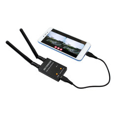 Skydroid 5.8Ghz 150CH True Diversity UVC OTG Smartphone FPV Receiver for Android Tablet PC Monitor VR Headset FPV System RC Drone