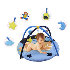Blue Bear Baby Play Mat Activity Gym Newborn Infant Game Playmat Crawling Carpet