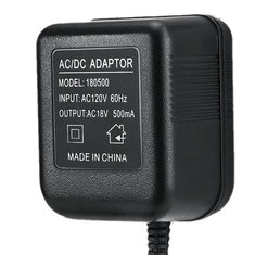 Power Adapter for Ring Video Doorbell/Ring Doorbell 120V AC Adapter Plug  Wall Outlet Plug-in