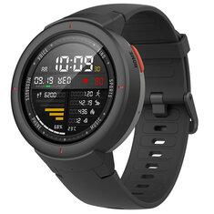 Original Amazfit Verge International Version AMOLED IP68 bluetooth Calling GPS+GLONASS Smart Watch from xiaomi Eco-System