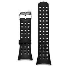 Replacement Silicone Rubber Watch Band Strap For SUUNTO