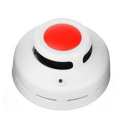 Carbon Monoxide + Smoke Alarm Acousto-Optic Alarm LED Indicator Alarm