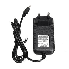 AC 100V-240V Power Supply Charger EU Plug Power Supply Adapter 1.35*3.5MM