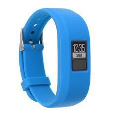 Спорт Силиконовый Часы Стандарты Запасной ремешок для замены Garmin Vivofit JR Tracker Браслет