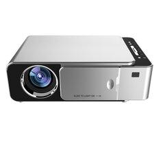 T6 LCD Projector 1280 x 720P HD 3500 Lumens Mini LED Projector Home Theater USB HDMI