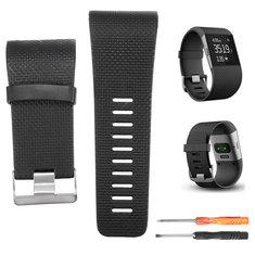 Bakeey Replacement Watch Band Strap Buckle Loop Tool Screwdriver for Fitbit Surge
