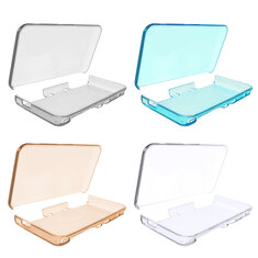 TPU Protective Case Holder Cover Skin Protector For Nintendo New 2DS XL/LL