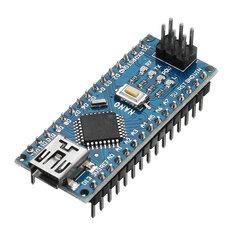 Geekcreit ATmega328P  Compatible Nano V3 Module Improved Version No Cable Development Board