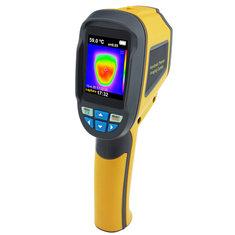 HT-02D Handheld IR Thermal Imaging Camera Digital Display Infrared Image Thermal Imager Resolution 32 x 32 1024 Pixels