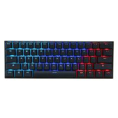 [Gateron Anahtarı] Anne Pro 2 60% NKRO bluetooth 4.0 Type-C RGB Mekanik Oyun Klavye