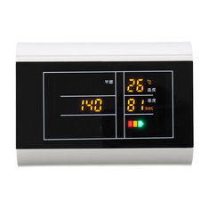 Digital Screen USB Rechargeable Air Quality Detector
