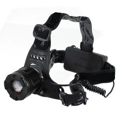 T6 3 Modes Waterproof LED Headlamp For Outdoor Cycling