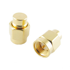 2pcs SMA Male RF Coaxial Termination Matched Dummy Load 50 Ohm Terminator For FPV RC Drone