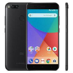 XiaomiMiA1MiA1GlobalVersion 5,5 дюйма 4 ГБ RAM 32GB Snapdragon 625 Octa core 4G Смартфон