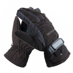 WARMSPACE 3.7V 2000mAh Electric Heated Motorcycle Gloves Winter Warmer Rechargeable Battery