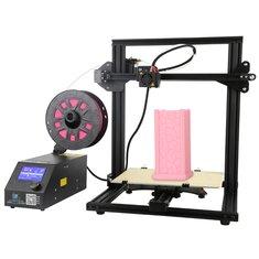 Creality 3D® CR-10 Mini DIY 3D Printer Kit Support Resume Print 300*220*300mm Large Printing Size 1.75mm 0.4mm Nozzle