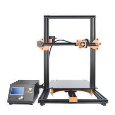 TEVO® Tornado DIY 3D Printer Kit 300*300*400mm Large Printing Size 1.75mm 0.4mm Nozzle Support Off-line Print