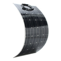Elfeland® SP-39 120W 1180*540mm Semi-Flexible Solar Panel With 1.5m Cable Front Junction Box
