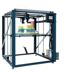 TRONXY® X5SA-500PRO Upgraded Aluminum 3D Printer 500*500*600mm Large Printing Size With Titan Extruder Ultra Quiet Mode OSG Dual Axis Guide